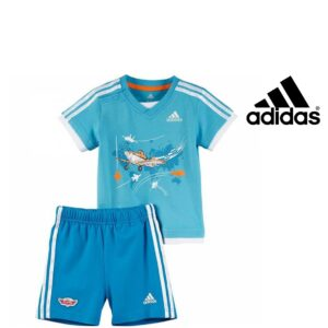 Adidas® Conjunto Infantil Disney Planes