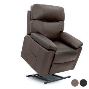 Poltrona Relax Massajadora Elevatória e Aquecimento Lombar Cecotec Zurich | 2 Cores | 10 Programas