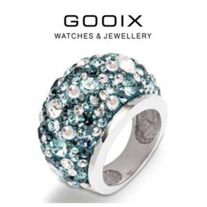 Anel  Gooix® Prata 925 | 943-05235 | Tamanho 16