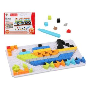 Puzzle Diy Traffic 6 em 1 (248 pcs)