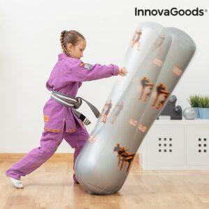 Saco de Boxe de Pé Insuflável para Crianças InnovaGoods