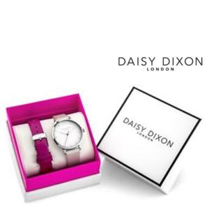 Conjunto Relógio Daisy Dixon® DD052EP