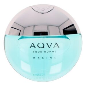 Perfume Homem Aqva Homme Marine Bvlgari EDT 50 ml