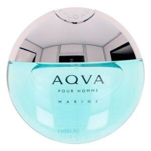 Perfume Homem Aqva Homme Marine Bvlgari EDT 100 ml
