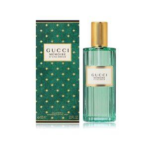 Perfume Mulher Mémoire D'une Odeur Gucci EDP 60 ml