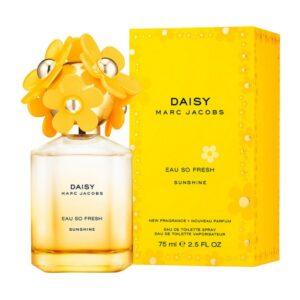 Perfume Mulher Daisy Eau So Fresh Sunshine Marc Jacobs (75 ml)