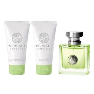 Conjunto de Perfume Mulher Versense Versace EDT (3 pcs)
