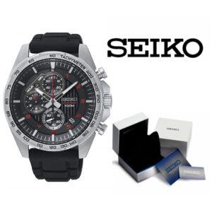 Relógio Seiko® SSB325P1| Crónografo e Data