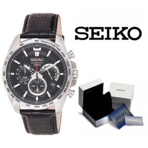Relógio Seiko® SSB305P1 | Crónografo e Data