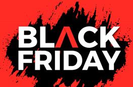 PRÉ-ABERTURA BLACK FRIDAY - Primeiras ofertas Limitadas - Aproveite!