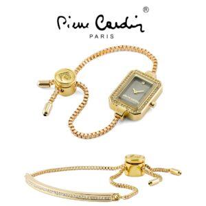 Conjunto Pierre Cardin® PCX6544L287   Relógio   Pulseira