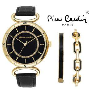Conjunto Pierre Cardin® PCX5759L251 | Relógio | 2 Pulseiras