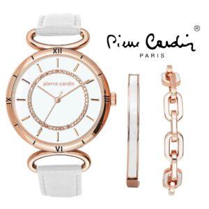 Conjunto Pierre Cardin® PCX5758L250 | Relógio | 2 Pulseiras