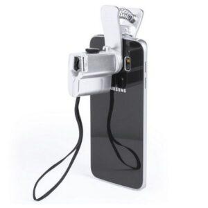 Microscópio para o Smartphone