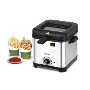 Fritadeira Kiwi KDF-5503 1 L | 840W Aço inoxidável