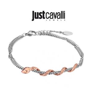 Pulseira Just Cavalli® |Rose Gold | JCBR00020400