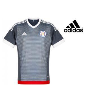 Adidas® T-Shirt Paraguai Oficial Alternativa | Tecnologia Climacool®
