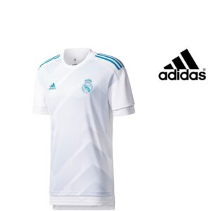 Adidas® T-Shirt de Treino Real Madrid Branca
