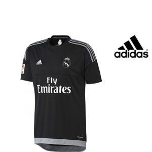 Adidas® T-Shirt de Treino Real Madrid Preta Junior | 13 - 14 Anos