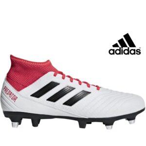 Adidas® Chuteiras Predator 18.3 Soft Ground White