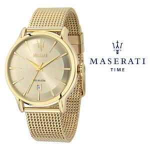 Relógio Maserati®Epoca | R8853118003 - PORTES GRÁTIS