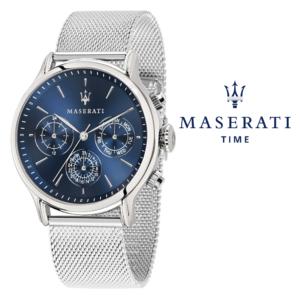 Relógio Maserati®Epoca | R8853118013 - PORTE GRÁTIS