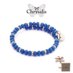 Pulseira Chrysalis® Gaia Spring Blue |  Tamanho Adaptável | Com Caixa ou Saco Oferta