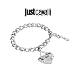 Pulseira Just Cavalli® | Silver | JCBR00090100