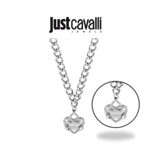 Colar Just Cavalli® | Prateado |  JCNL00090100