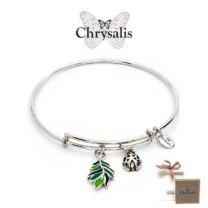 Pulseira Chrysalis® Farne | Silver | Tamanho Adaptável | Com Caixa ou Saco Oferta