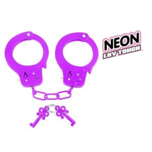 Neon Luv Touch Algemas Metal Lilás PD3803-12