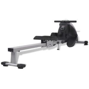 Máquina remo c/ roda inércia 4,5 kg resist. magnética 8 níveis - PORTES GRÁTIS