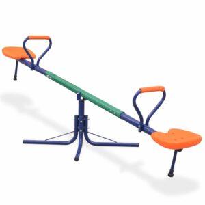 Sobe e desce rotativo a 360 graus laranja - PORTES GRÁTIS