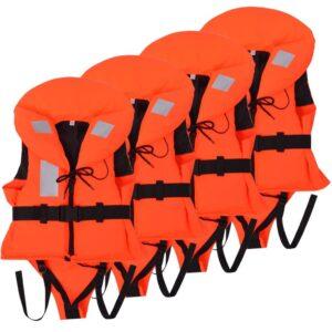 Auxiliares de flutuação para crianças 4 pcs 100 N 20-30 kg - PORTES GRÁTIS