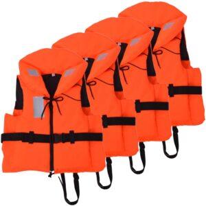 Auxiliares de flutuação 4 pcs 100 N 60-70 kg - PORTES GRÁTIS