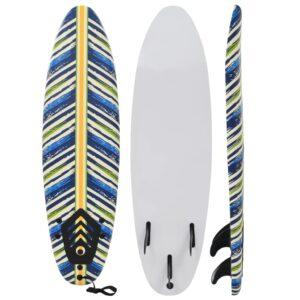 Prancha de surf design folhas 170 cm - PORTES GRÁTIS