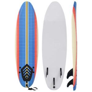 Prancha de surf 170 cm design mosaicos  - PORTES GRÁTIS