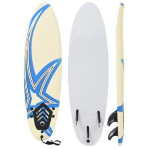Prancha de surf 170 cm estrela - PORTES GRÁTIS