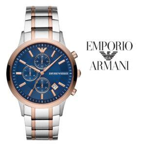Relógio Emporio Armani®AR80025 - PORTES GRÁTIS