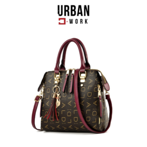 Urban Work Skin Bag with Keychain | T197BOR