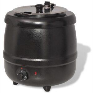 Panela para a sopa elétrica 10 L - PORTES GRÁTIS