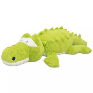Crocodilo de brincar em pelúcia XXL 100 cm  - PORTES GRÁTIS