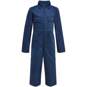 Macacão para criança tamanho 122/128 azul - PORTES GRÁTIS
