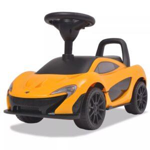 Carro de passeio McLaren P1 amarelo - PORTES GRÁTIS
