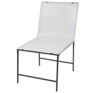 Mesa para estúdio fotográfico dobrável 61x110 cm - PORTES GRÁTIS