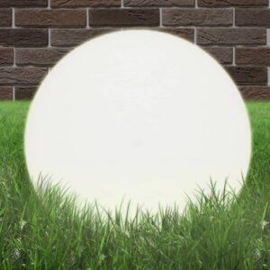 Candeeiro esférico LED 50 cm PMMA - PORTES GRÁTIS