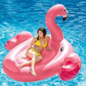 Intex Bóia de piscina Mega Flamingo Island 56288EU - PORTES GRÁTIS