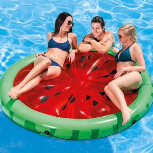 Intex Bóia de piscina Watermelon Island 56283EU - PORTES GRÁTIS