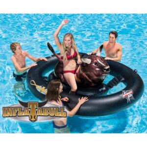 Intex Bóia de piscina Inflatabull 56280EU - PORTES GRÁTIS