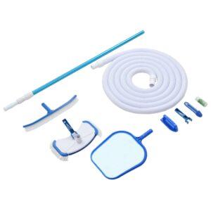 9 pcs kit para manutenção de piscinas - PORTES GRÁTIS